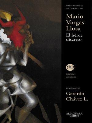 cover image of El héroe discreto