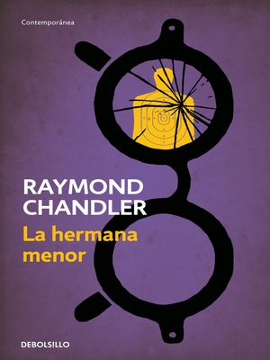 cover image of La hermana menor (Philip Marlowe 5)