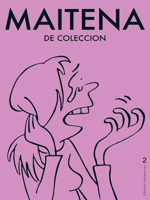 cover image of Maitena de coleccion 2