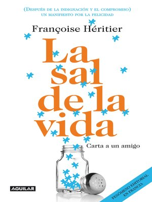 cover image of La sal de la vida