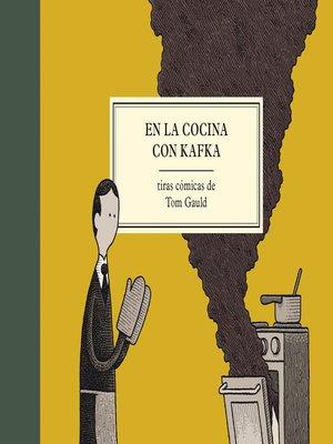cover image of En la cocina con Kafka