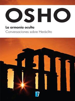 cover image of La armonía oculta