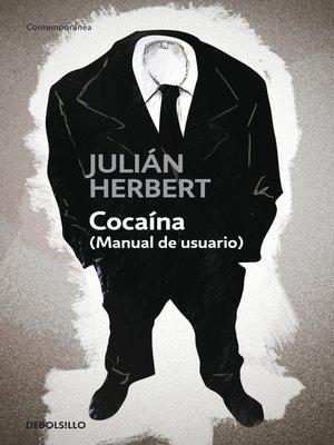 cover image of Cocaína (Manual de usuario)