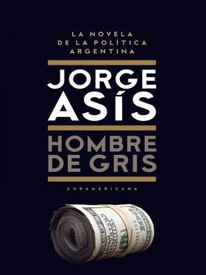 cover image of Hombre de gris