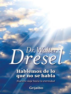 cover image of Hablemos de lo que no se habla