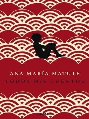 cover image of Todos mis cuentos