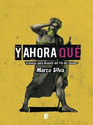 cover image of Y ahora qué