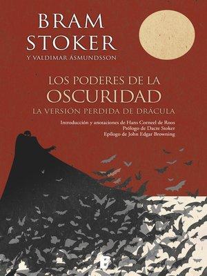 cover image of Los poderes de la oscuridad