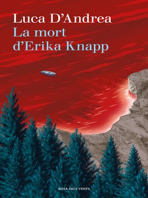 cover image of La mort d'Erika Knapp