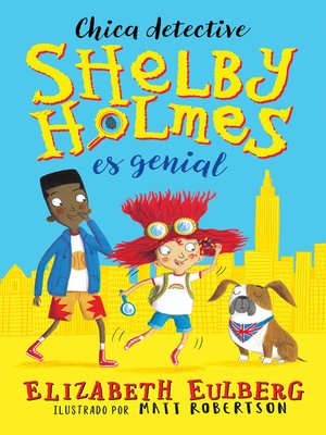 cover image of Shelby Holmes es genial