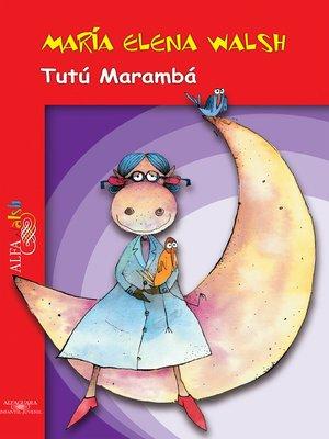 cover image of Tutú marambá