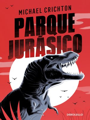 cover image of Parque Jurásico (Jurassic Park)