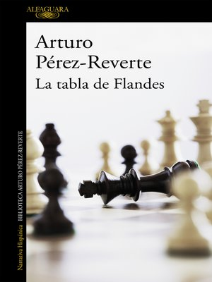 cover image of La tabla de Flandes