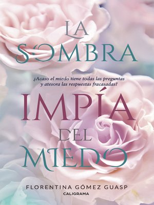 cover image of La sombra impía del miedo