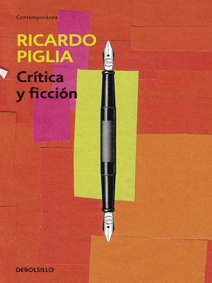 cover image of Crítica y ficción