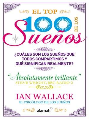 cover image of El top 100 de los sueños