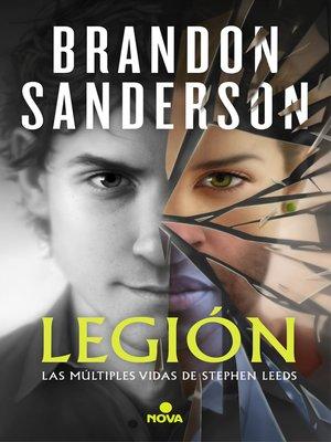 cover image of Legión