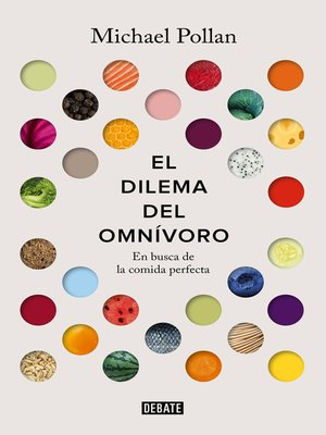 cover image of El dilema del omnívoro