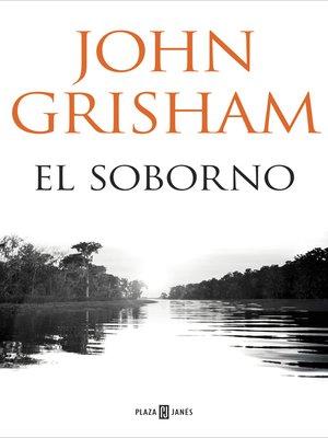 cover image of El soborno