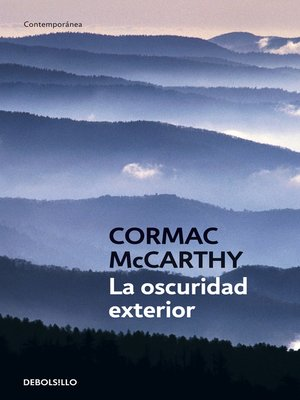 cover image of La oscuridad exterior