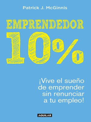 cover image of Emprendedor 10%
