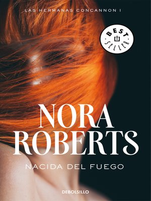 cover image of Nacida del fuego