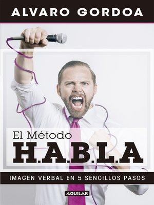 cover image of El método H.A.B.L.A