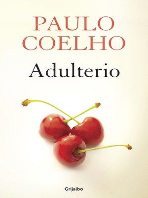 cover image of Adulterio (Biblioteca Paulo Coelho)