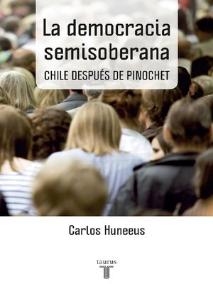 cover image of La democracia semisoberana