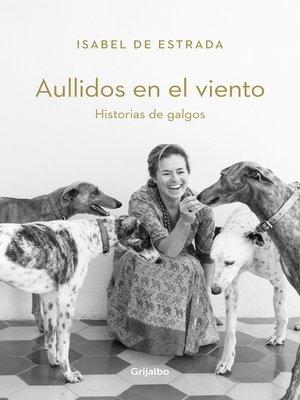 cover image of Aullidos en el viento