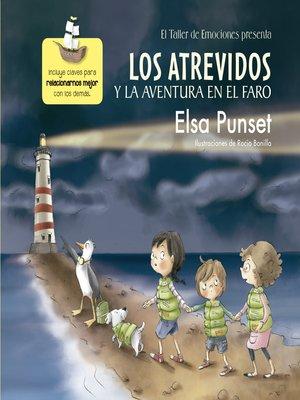 cover image of Los Atrevidos y la aventura en el faro