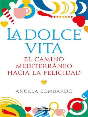 cover image of La dolce vita