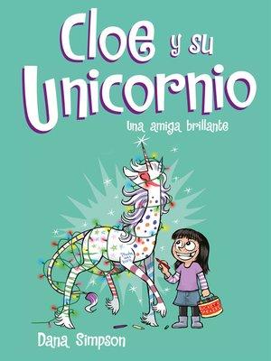cover image of Una amiga brillante