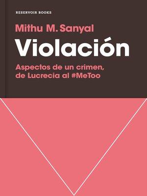 cover image of Violación
