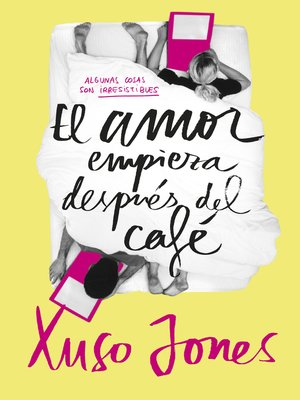 cover image of El amor empieza después del café