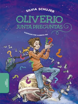 cover image of Oliverio junta preguntas