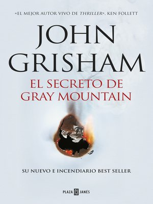 cover image of El secreto de Gray Mountain