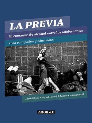 cover image of La previa