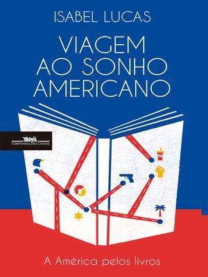 cover image of Viagem ao sonho americano