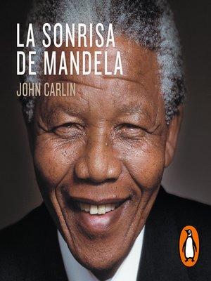 cover image of La sonrisa de Mandela