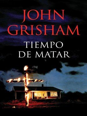 cover image of Tiempo de matar