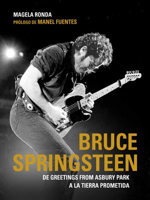 cover image of Bruce Springsteen