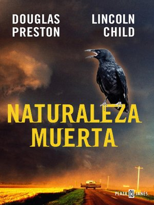 cover image of Naturaleza muerta (Inspector Pendergast 4)