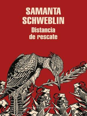 cover image of Distancia de rescate