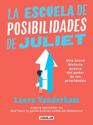cover image of La escuela de posibilidades de Juliet