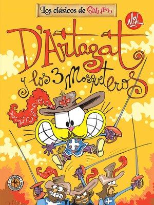 cover image of D'Artagat y los tres mosqueteros