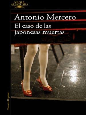 cover image of El caso de las japonesas muertas