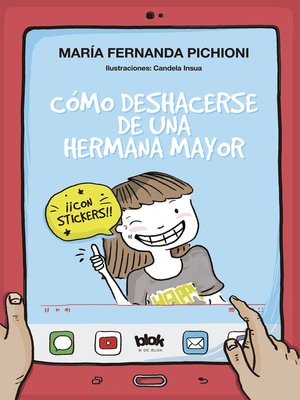 cover image of Cómo deshacerse de una hermana mayor