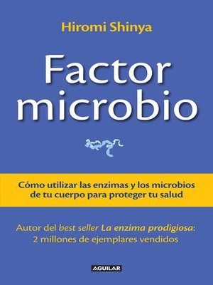 cover image of Factor microbio
