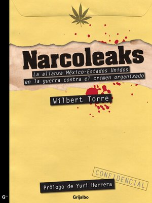 cover image of Narcoleaks